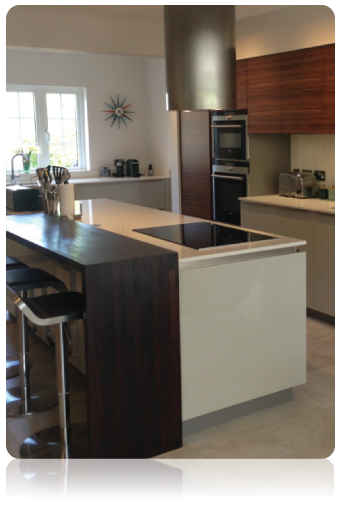 Kitchen fitters - fit a kitchen